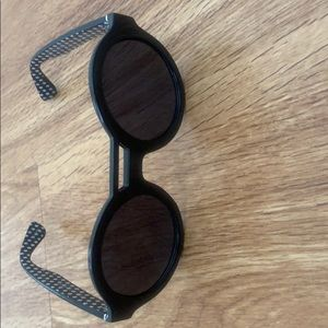 Minkpink sunglasses new trendy grunge round